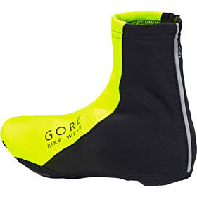 GORE BIKE WEAR Universal WS Overshoes neon yellow/black